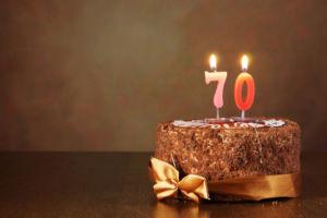 Lll 70 Geburtstag Lustige Ideen Für Spiele Sprüche Und