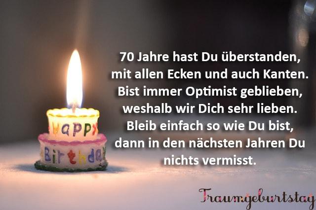 Geburtstags gluckwunsche mama 70