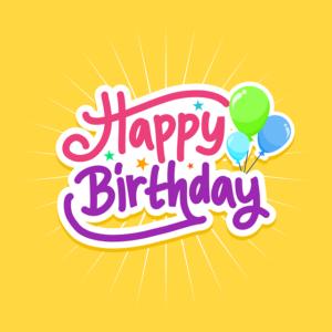 Lll Alles Gute Zum Geburtstag In Allen Sprachen Herzlichen