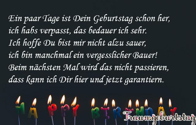 Lll Geburtstag Nachtraglich Spruche Und Bilder Geburtstag