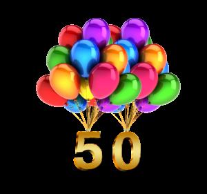 Geburtstagsfeier 50. Geburtstag